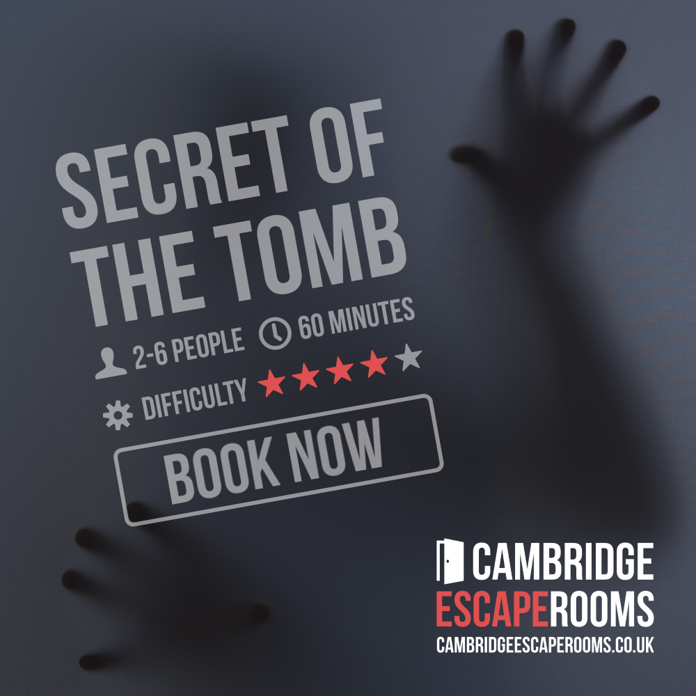 Secret of the Tomb